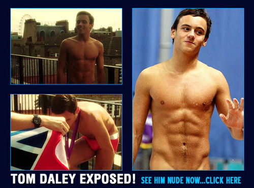 Tom Daley Collage